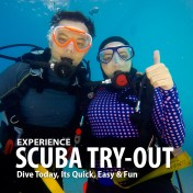 Trial SCUBA / SCUBA Tryout Program